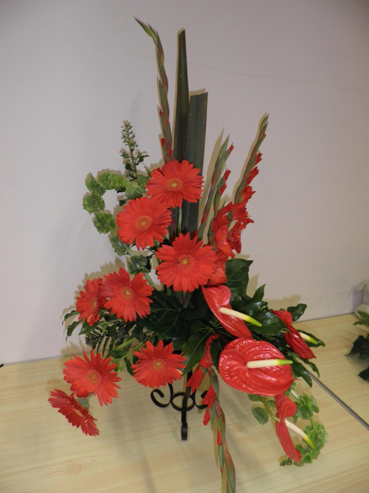 September 2011 South Woodham Flower Club